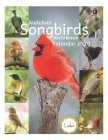 Audubon Songbirds: Audubon Songbirds pictures with birds quotes, Notebook and Calendar 2020 Cover Image