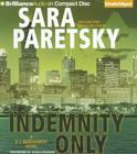 Indemnity Only (V. I. Warshawski #1) Cover Image
