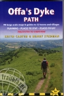 Offa's Dyke Path: British Walking Guide with 98 Large-Scale Walking Maps, Places to Stay, Places to Eat Cover Image