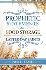Prophetic Statements on Food Storage Cover Image