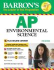 Barron's AP Environmental Science with Online Tests Cover Image