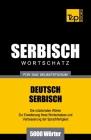 Serbischer Wortschatz für das Selbststudium - 5000 Wörter Cover Image