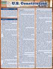 U.S. Constitution: The United States Constitution & Amendments (Quickstudy: Academic) Cover Image