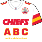 Kansas City Chiefs ABC: My First Alphabet Book Cover Image