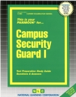 Campus Security Guard I: Passbooks Study Guide (Career Examination Series) Cover Image