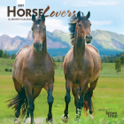 Horse Lovers 2021 Mini 7x7 Foil Cover Image