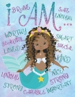 I Am: African American Coloring Book For Girls: With Positive Affirmations - Self-Esteem Coloring Book For Little Black and Cover Image