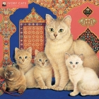 Ivory Cats by Lesley Anne Ivory Wall Calendar 2021 (Art Calendar) Cover Image