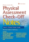 Physical Assessment Check-Off Notes (Nurse's Clinical Pocket Guides) Cover Image