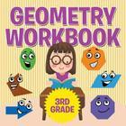 Geometry Workbook 3rd Grade Cover Image