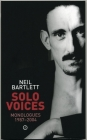 Solo Voices: Monologues 1987-2004: Monologues 1987-2004 (Oberon Modern Plays) Cover Image