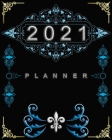2021 Monthly Planner Cover Image