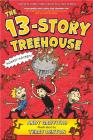 The 13-Story Treehouse (Treehouse Books #1) Cover Image