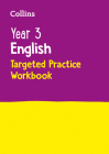 Year 3 English Targeted Practice Workbook (Collins KS2 SATs Revision and Practice) Cover Image