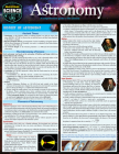 Astronomy: Quickstudy Laminated Reference Guide to Space, Our Solar System, Planets and the Stars Cover Image