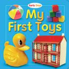 My First Toys (Early Days Board Book) Cover Image