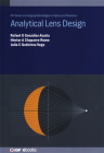 Analytical Lens Design Cover Image