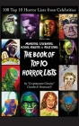 The Book of Top Ten Horror Lists (hardback) Cover Image