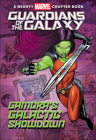Guardians of the Galaxy: Gamora's Galactic Showdown! (Marvel Chapter Book) Cover Image