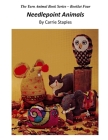 The Yarn Animal Book Series: Needlepoint Animals Cover Image