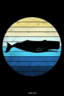 Dive Log: Detailliertes Taucher Logbuch für 120 Tauchgänge I Pottwal Gerätetauchen Unterwasser Tauchbuch für Tauchkurs Abschluss Cover Image