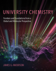 University Chemistry: Frontiers and Foundations from a Global and Molecular Perspective Cover Image