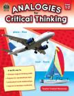 Analogies for Critical Thinking Grade 1-2 Cover Image
