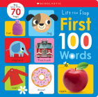 First 100 Words: Scholastic Early Learners (Lift the Flap) Cover Image