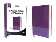 Lbla Santa Biblia Ultrafina, Leathersoft, Lavanda Cover Image