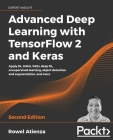 Advanced Deep Learning with TensorFlow 2 and Keras - Second Edition Cover Image