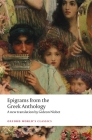 Epigrams from the Greek Anthology (Oxford World's Classics) Cover Image
