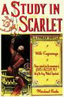 A Study in Scarlet - Illustrated Cover Image
