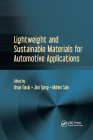 Lightweight and Sustainable Materials for Automotive Applications Cover Image