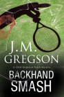 Backhand Smash: A British Police Procedural (Percy Peach Mystery #19) Cover Image