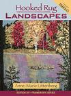 Hooked Rug Landscapes [With Pattern(s)] Cover Image