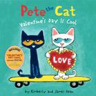 Pete the Cat: Valentine's Day Is Cool Cover Image