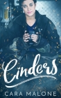 Cinders: A Contemporary Cinderella Lesbian Romance Cover Image