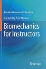Biomechanics for Instructors Cover Image