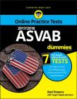 2017/2018 ASVAB for Dummies with Online Practice Cover Image