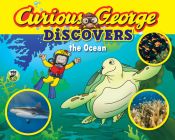 Curious George Discovers the Ocean (Science Storybook) Cover Image