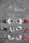 My Notes: Hoverboard Notebook - Size 6