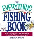 The Everything Fishing Book: Grab Your Tackle Box and Get Hooked on America's Favorite Outdoor Sport (Everything®) Cover Image