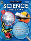 Standards-Based Science Investigations, Grade 5 Cover Image