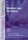 Blackstone's Statutes on Medical Law Cover Image