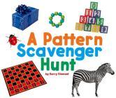 A Pattern Scavenger Hunt (Scavenger Hunts) Cover Image