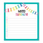 Hello Sunshine Notepad Cover Image