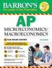 AP Microeconomics/Macroeconomics with Online Tests Cover Image