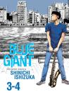 Blue Giant Omnibus Vols. 3-4 Cover Image