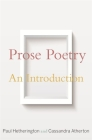 Prose Poetry: An Introduction Cover Image