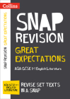 Collins GCSE 9-1 Snap Revision – Great Expectations: AQA GCSE 9-1 English Literature Text Guide Cover Image